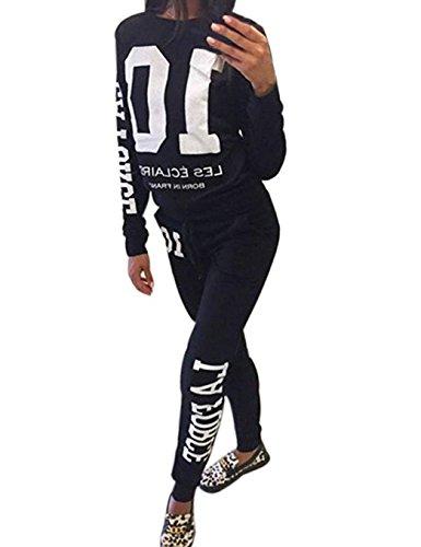 Damen Mode Kurze Ärmel Rundhals High Heels Drucken Elegant Kragen Leicht lose Freizeit Unregelmäßig Shirt Beiläufig Streetwear Lose Grosse grössen Sweatshirt Aufbewahren & Ordnen