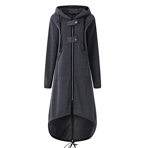 tuduz damen winter mantel warm rei verschluss ffnen. Black Bedroom Furniture Sets. Home Design Ideas